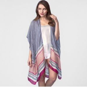 Do everything in love Accessories - Awesome short sleeve kimono